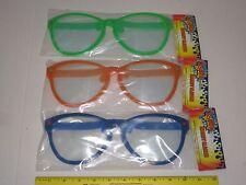 "Jumbo 10"" Sunglasses - Magicians Use on Stage, Clowns, DJ's, Novelty, Joke, Gag"