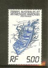 TIMBRES TAAF POSTE  N° 101 COTE € 6.10  BATEAUX