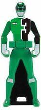 Power Rangers Sentai Part 5 Mini Key Figure SPD Space Patrol Delta Green Ranger