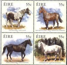 IRELAND  Mint stamps  Fauna  Horses 2011  avdpz
