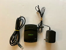Broadband Networking XBOX Wireless Adapter MN-740 Microsoft 54 mbps With Cables