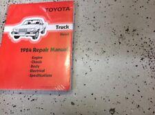 1984 Toyota TRUCK DIESEL Service Shop Repair Workshop Manual FACTOR NEW RARE