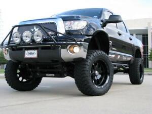 N-FAB For 07-13 Toyota Tundra Light Bar Light Tabs Gloss Black T074LB