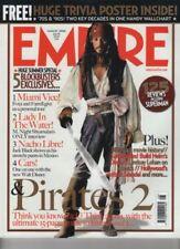 May Empire Magazine Monthly Film & TV Magazines