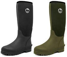 Lakeland Active Men's Neoprene Waterproof Wellington Boots Mucker Yard Rain Mud