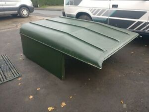 Land Rover defender 90 ribbed roof And van side panels *Collection Only*