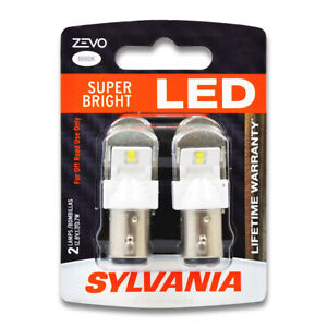 Sylvania ZEVO Parking Light Bulb for MG MGB Midget 1969-1979  Pack lw