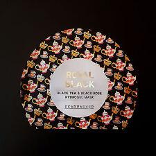 DEARPACKER Royal Black Tea & Black Rose Hydro gel Mask Korean Cosmetic Face Mask