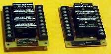 2 pieces of Opto 22 Input / Output Board AC or DC model PB-4 (1 lot)