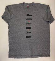 Nike Air Jordan Evolution 90's Men's T Shirt Size XLT Rare Gray Tag Worn Vintage