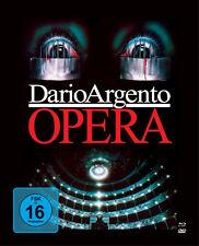 Dario Argentos Opera Mediabook (uncut) Blu-ray DVD Video