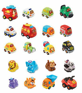 VTECH TOOT TOOT DRIVERS & ANIMALS LION TAXI VAN CAR HIPPO BUS QUAD TIGER