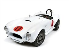 ERTL Shelby Cobra 427 S/C White 1965  Elvis  1:18 AWSS1