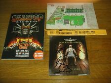 Black Star Riders – Heavy Fire signed autographed CD Thin Lizzy