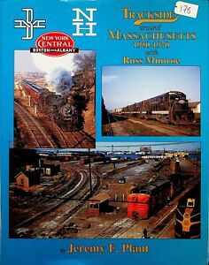 DR178 MORNING SUN BOOKS TRACKSIDE AROUND MASSACHUSETTS 1950-1970 B&M NH NYC B&A