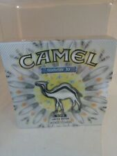Metal Box for Cigars, Camel Summer 2010 Collection Edition, Edition in Spanish