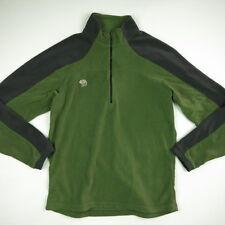 MOUNTAIN HARDWARE Microfleece 1/2 Zip Pullover Baselayer Shirt Men's L fits M