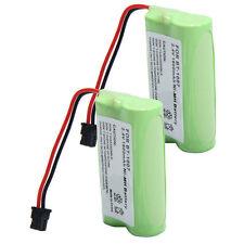 2X 2.4V Cordless Phone Battery for Panasonic HHR-P506 KX-TG2000B HSCOC06 MHP506A