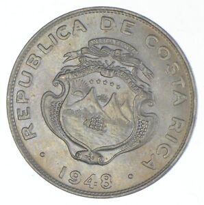 1948 Costa Rica 25 Centimos - TC *634