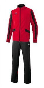 Erima ALPHA Polyesteranzug Trainingsanzug Jogginganzug Sport Herren Kinder
