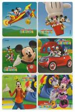 "25 Mickey Mouse Clubhouse Stickers, Assorted, 2.5"" x 2.5"" each, Party Favors"