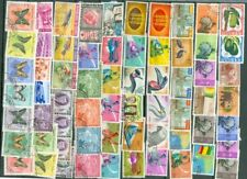 Guinee + Guinea Bissau Mixed Group of 225 Almost diff used stamp Lot#2348