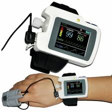 Pulse Oximeter Respiration Sleep Monitor SPO2,Pulse Rate Oximetry CONTEC RS01