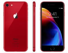 iPhone 8 256GB Red (Unlocked) Excellent Condition
