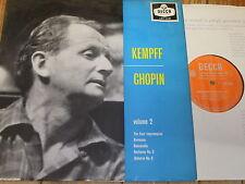 LXT 5451 Chopin Piano Works Vol. 2 / Kempff O/S