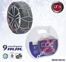 Catene da Neve Power Grip 9mm Gruppo 50 per pneumatici 175//65r14 LADA 111