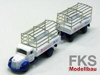 FKS 160-010-05 spriegelgestell lemke l 322 hängerzug-pista N-nuevo