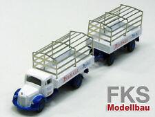 FKS 160-010-03 - Spriegelgestell Lemke L 3500 Hängerzug - Spur N - NEU