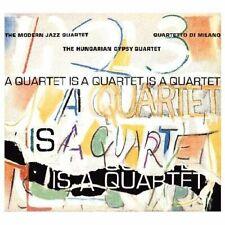 MODERN JAZZ QUARTET-QUARTET IS A QUARTET IS A QUARTET (US IMPORT) CD NEW