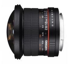 Obiettivi a focus manuale per fotografia e video per Nikon F e Sony