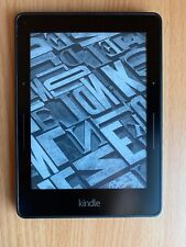 Amazon Kindle Voyage E-Reader, 6in, Black, Size: 4GB
