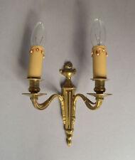 Éclairage et lampes du XIXe siècle XIXème et avant en laiton