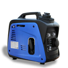 220V Portable Silent Camping Gasoline Power Inverter Generator Set 800W Y