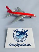 GEMINI JETS 1/400 TriStar L-1011 LTU NEU OVP SELTEN! D-AERL