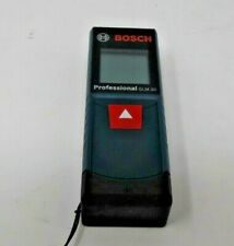 Bosch Glm 30 Laser Distance Measurer Used In Perfect Condition