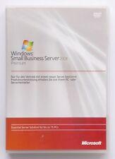 MS windows sbs small business server 2008 premium pour Fujitsu serveur