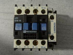 Télémécanique LC1 D1810 -LA4 DE 1E - LA8DN20
