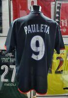 Maillot jersey shirt trikot maglia PSG paris vintage 2006 2007 pauleta portugal