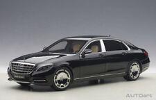 Autoart 76293 - 1/18 Mercedes Maybach S-Klasse S600 V12 Biturbo - Black - Neu