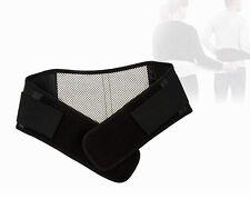 Magnetic Neoprene Back Support Belt Lumbar Brace Waist Posture Pain Relief CH