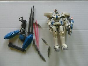 "Bandai Deluxe GUNDAM WING TALLGEESE III 4"" Loose Action Figure W/ACCESSORIES"
