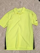 Nike Golf Polo Shirt Men's Medium