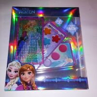Disney Kids Frozen Lip Gloss Cosmetic Gift Set Play Make Up Kids