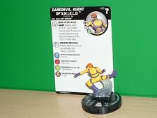 MCHC Heroclix 15th Anniversary What If? - 035 Daredevil Agent of S.H.I.E.L.D.