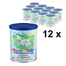 Bambinchen 2 - Babynahrung 7 bis 12 Monate 12x400g