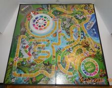 2011 Hasbro The Game Of Life Replacement Game Board ONLY
